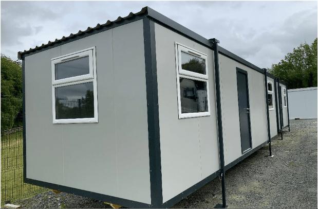 portable cabins hire