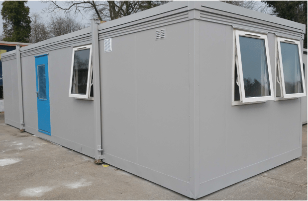modular building for hire