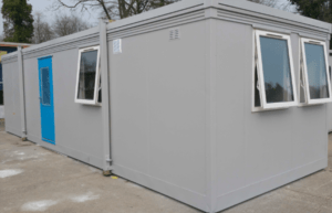 portable cabins hire